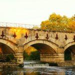 Le pont-canal de la Tranchasse