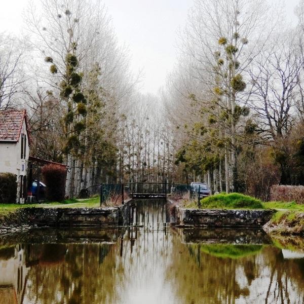 Point zéro du Canal de Berry